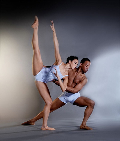 Alyssa Harrington and Claude Alexander III in Furtherance by Kirven Douthit-Boyd. Photo by Brian Guilliaux.