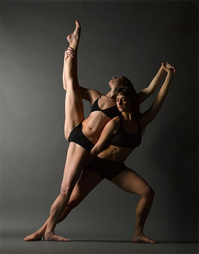 David Herrera Performance Company. Photo by Randy Basso.