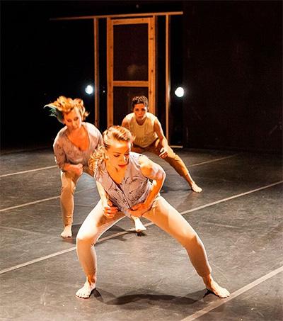 Kathy Dunn Hamrick Dance Company - True Story …nny Braun.