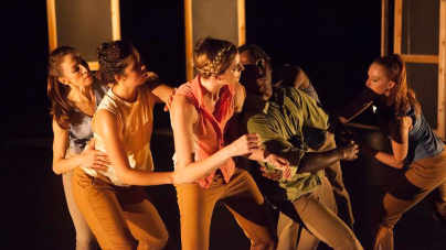 The Next Step for Austin Dance: Austin Dance Festival Celebrates Texas Artists