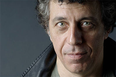 Eric Bogosian performs Bitter Honey the Best of 100 (Monologues), Feb. 11-13 at the Wyly Theatre as part of AT&T Performing Arts Center's Off Broadway on Flora Series. Photo courtesy of AT&T Performing Arts Center.