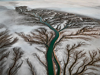 Edward Burtynsky, Colorado River.