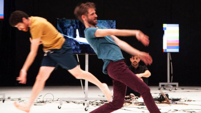 Five Fabulous Days of Israeli Dance: International Exposure 2015