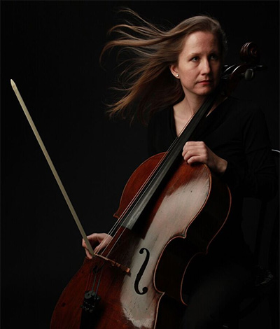 Kari Kettering performs Alan Shulman's String Quartet: Allegro, Intermezzo, and Scherzo on March 20, 2016.