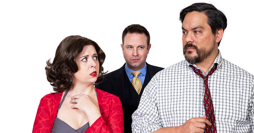 Obsessed with Intrigue: <em>Dangerous Obsession</em> at Theatre Britain