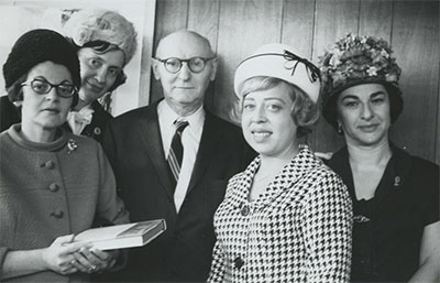 The Muses of Isaac Bashevis Singer screens on March 11& 19 at the ERJCC.