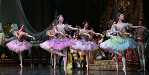 Houston Ballet's <em>Sleeping Beauty</em> a Visual Feast