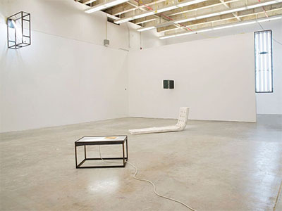 Adam Crosson, Installation View, 2015
