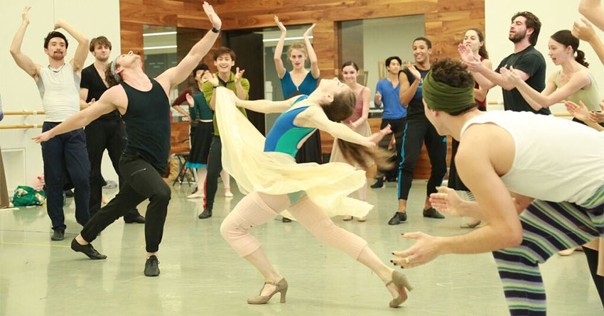 They Can Sing Too: Expect Triple Threats at Houston Ballet with <em>West Side Story Suite</em>