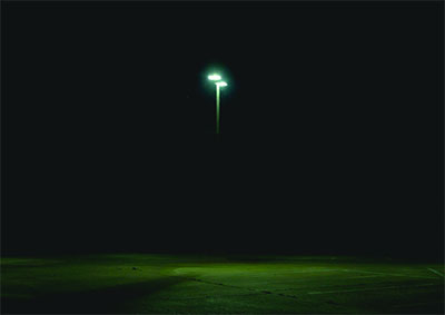 "Rebecca Marino, Nocturnal Light (CEI), archival inkjet print, 15""x23"", 2015."
