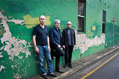 The Necks. Photo by Camille Walsh Photography.