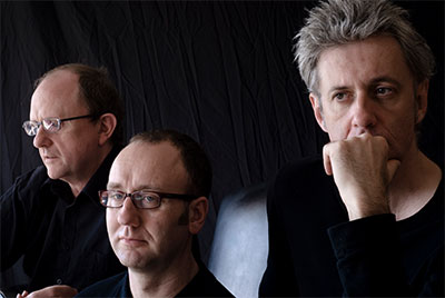 The Necks. Photo by Holimage.