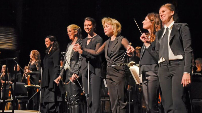 Women at the Podium: The Dallas Opera Institute for Women Conductors