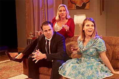 Kim Tobin-Lehl, Teresa Zimmermann and Matt Hune.