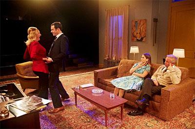 Kim Tobin-Lehl, Matt Hune, Teresa Zimmermann, and Philip Lehl.