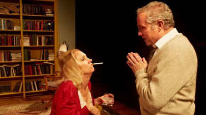 Albee on Edge: A Visceral Virginia Woolf at Stark Naked