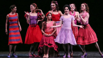Honoring Jerome Robbins' Iconic Rhapsody For Ballet, <em>West Side Story Suite</em>