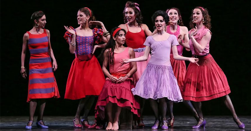 Honoring Jerome Robbins Iconic Rhapsody For Ballet West