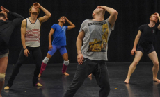 Performania: Israeli Dance in Texas