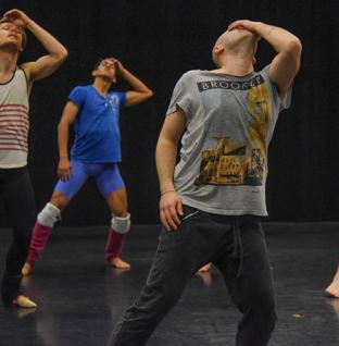 Performania: Israeli Dance in Texas