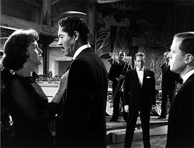 All Night Long, directed by Basil Dearden, screens June 18 at 7 p.m. Photo courtesy of the MFAH.