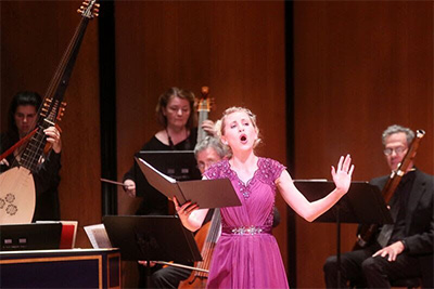Megan Stapleton will perform in season opener Les Plasirs de Versailles on Sept. 9 at the Hobby Center. Photo by Pin Lim.