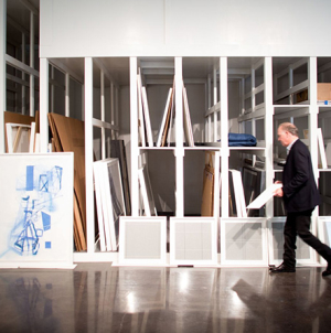 Fresh Air:  Barry Whistler moves to the Design District