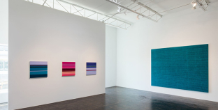 Anna Bogatin:  New Paintings at Holly Johnson Gallery
