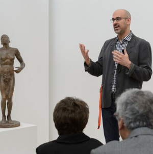 The Blanton's New Deputy Director and Curator Dives Into Collection