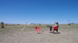 The Varieties of Experimental Experience: Soundings on Marfa Sounding