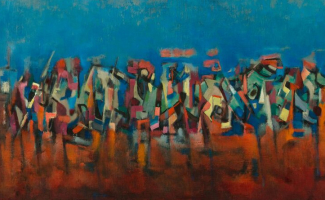 Breath of History: Norman Lewis at Amon Carter Museum of American Art