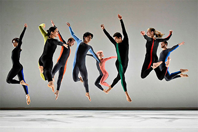 TITAS presents Doug Varone and Dancers on Feb. 19 at Winspear Opera House. Photo by Grant Halverson.