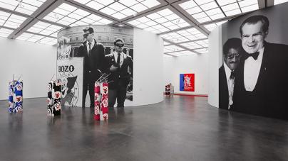 Popular Politics: Kathryn Andrews at Nasher Sculpture Center