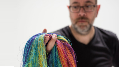 Color Fields: Gabriel Dawe Branches Out At Amon Carter