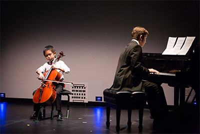 Nicholas Wong (cello), Tomás Jonsson (piano).