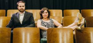Stephanie Wittels Wachs and Matt Hune Launch the Rec Room