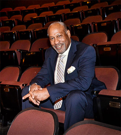 "Jubilee Theatre artistic director William ""Bill"" Earl Ray. Photo by Freddie Watkins."