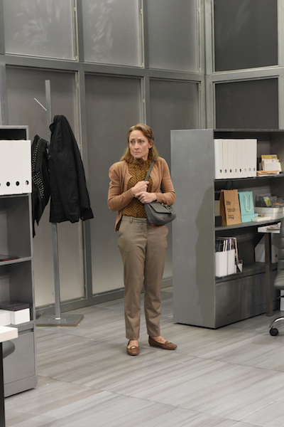 Leah Spillman as the titular Gloria. Photo by Karen Almond.