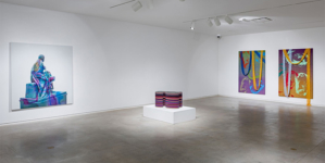 Pushing Painting: Blake Rayne at Blaffer