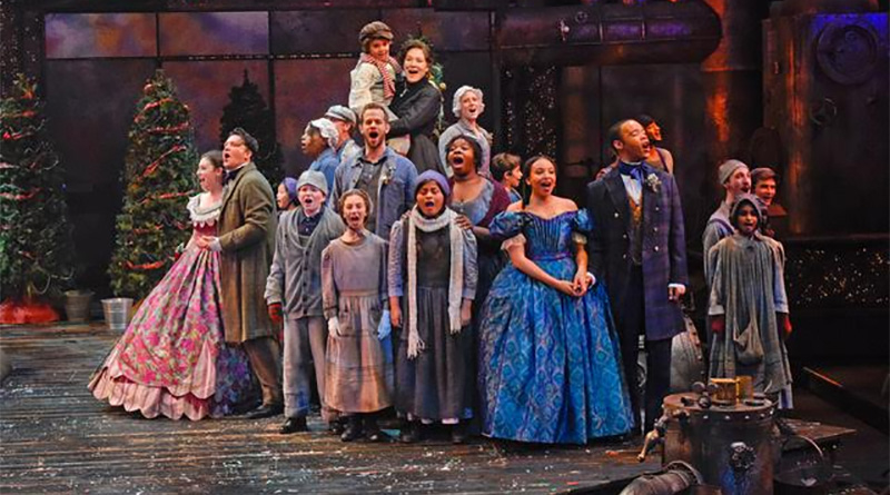 Who the Dickens is Scrooge?: <em>A Christmas Carol</em> at Dallas Theater Center