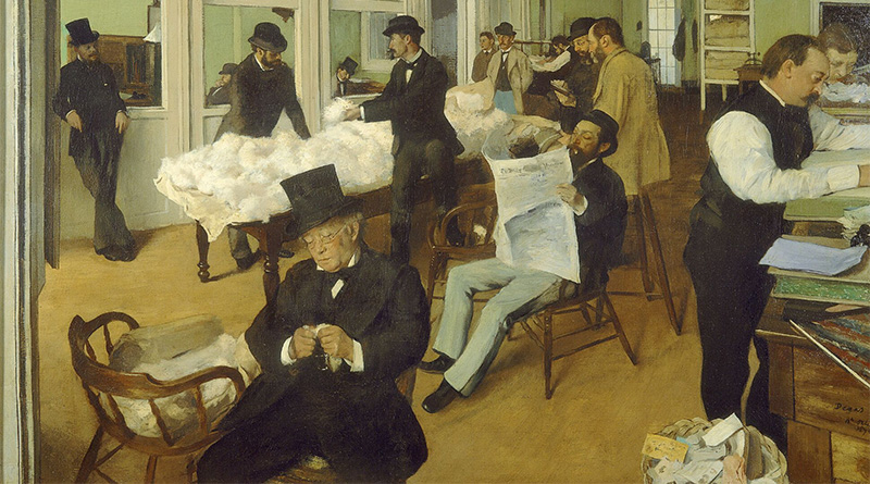 Lines, Lots of Lines: Degas at the MFAH