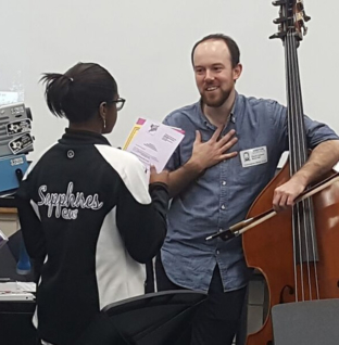 Musical Evangelists: Houston Symphony's Embedded Musicians Engage the Community