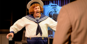 WOWZA: <em>Funnyman </em> at Circle Theatre Scratches Below Comedy's Surface