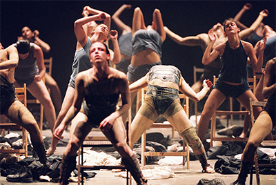 Mr. Gaga screens on Jan. 15 as part of ERJCC's Dance Month. Photo by Gadi Dagon.