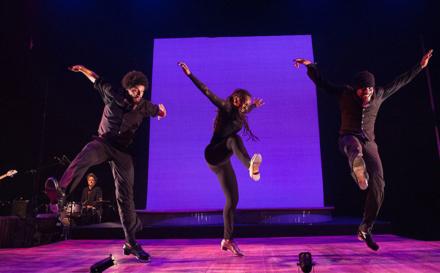 Cultural Awareness Threads Through Dance Month 2017 at the Kaplan