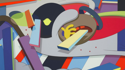 Breaking the Hierarchy:  KAWS at the Modern
