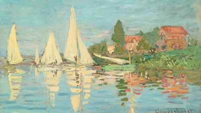 The Becomer: Early Monet at the Kimbell