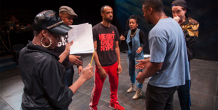 On Book: Readings Take Center Stage in Houston