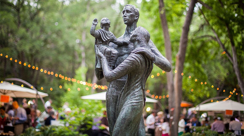 Art Outdoors: A Guide to Texas Sculpture Gardens