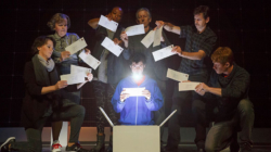 <em>Curious Incident of the Dog in the Night-Time</em> electrifies on stage